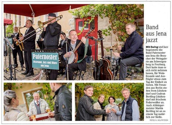 2016-10-07 Zeitung montage